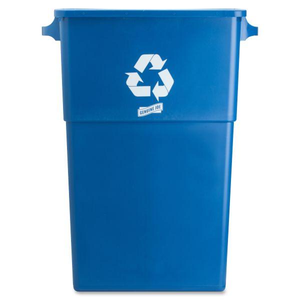 Genuine Joe 23 Gallon Recycling Container