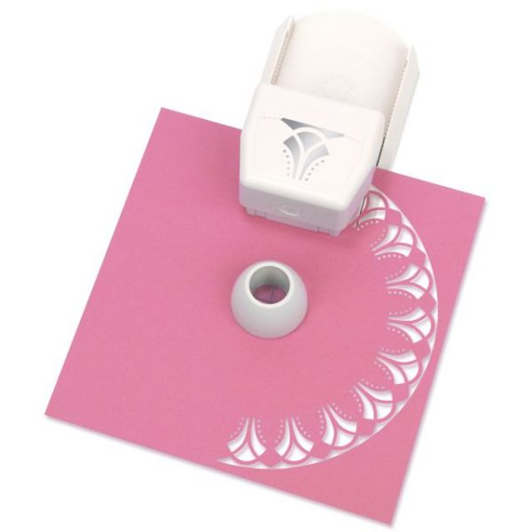 Martha Stewart Circle Border Cartridge