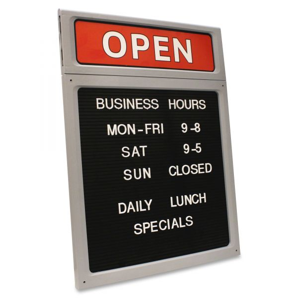COSCO Message/Business Hours Sign