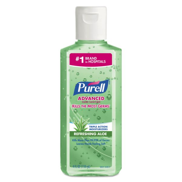 Purell Travel Size Advanced Instant Hand Sanitizer