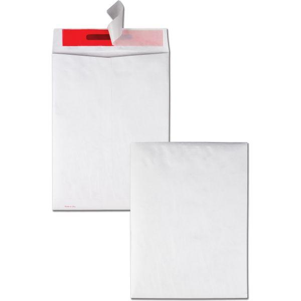 "Quality Park 9"" x 12"" Tamper-Indicating Tyvek Envelopes"