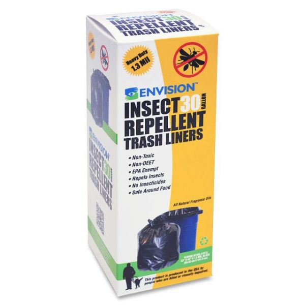 Stout Insect Repellent 33 Gallon Trash Bags