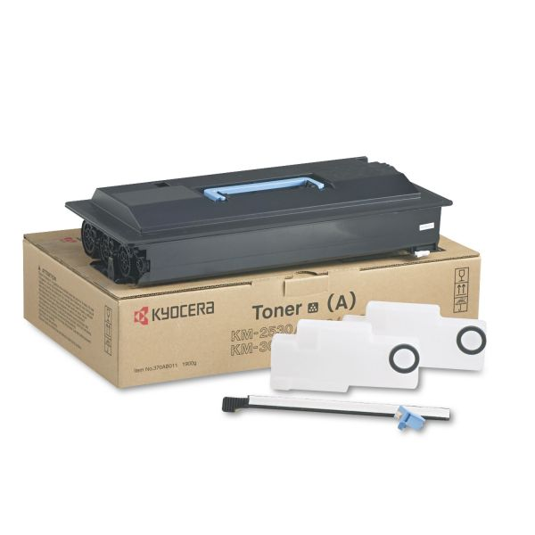 Kyocera 370AB011 Black Toner Cartridge