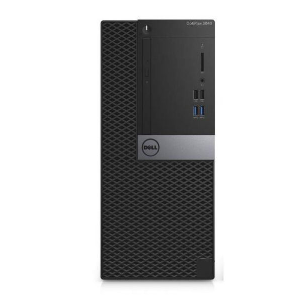 Dell OptiPlex 3040 Desktop Computer - Intel Core i3 i3-6100 3.70 GHz - Mini-tower