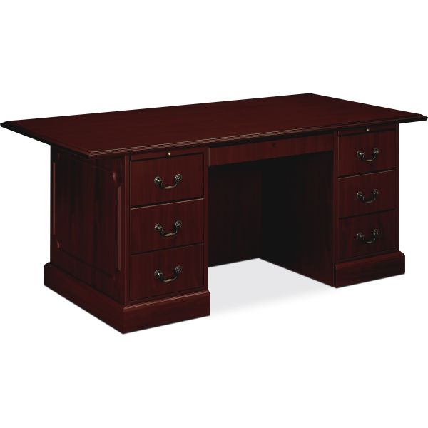 HON 94000 Series Pedestal Office Desk