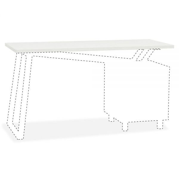 Mayline Glass Top for V-Desk Base