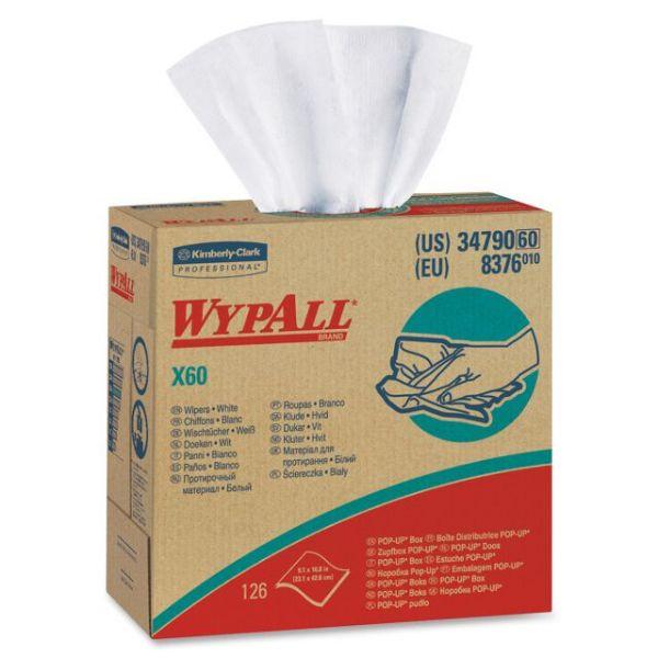 Wypall X60 Teri Reinforced Wipes