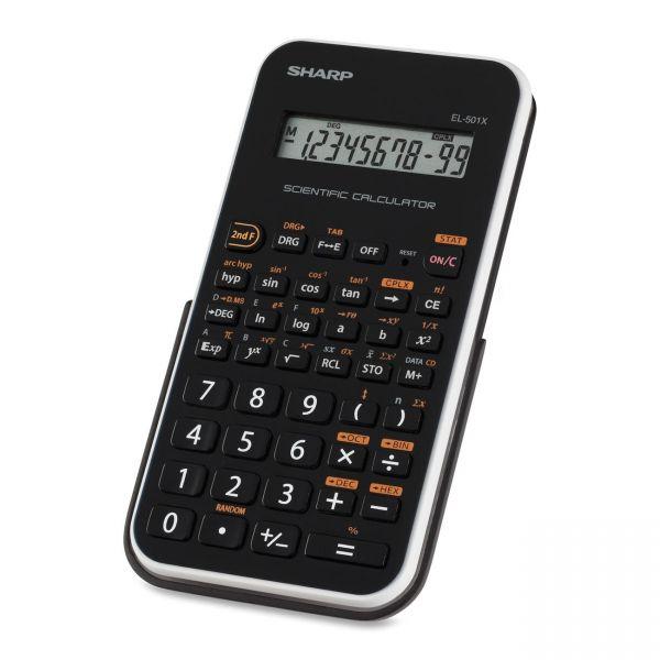Sharp Calculators Sharp EL501X Scientific Calculator