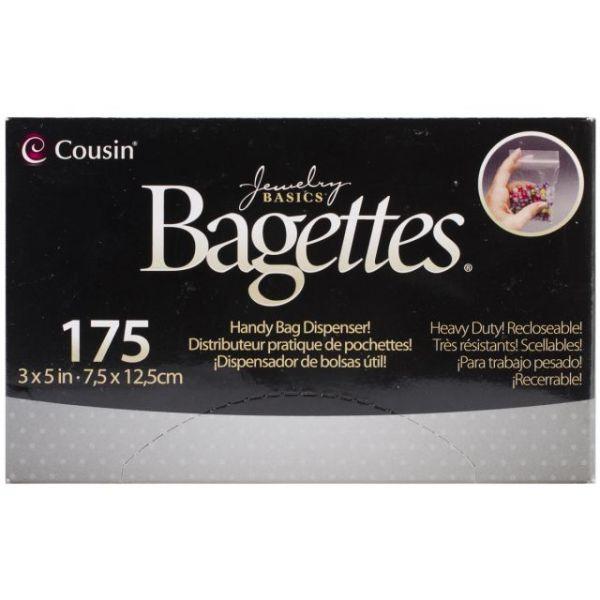 Bagettes Heavy-Duty Reclosable Bags 175/Pkg