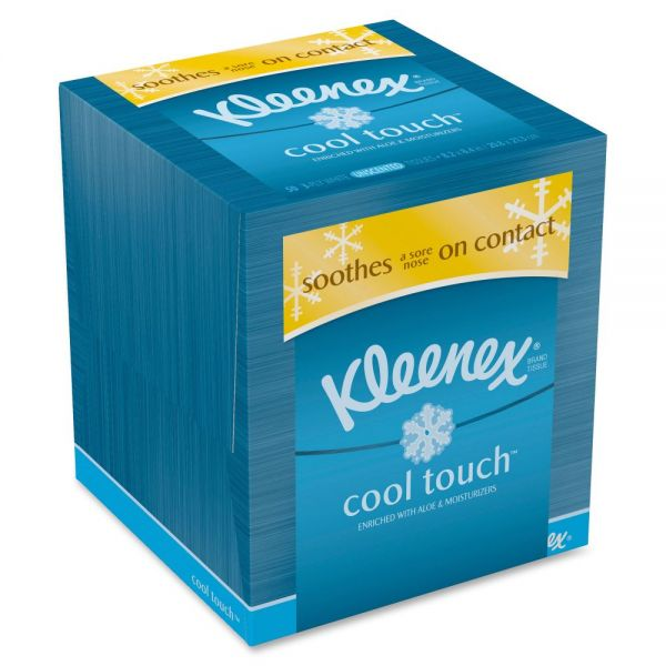Kleenex Cool Touch 3-Ply Facial Tissues