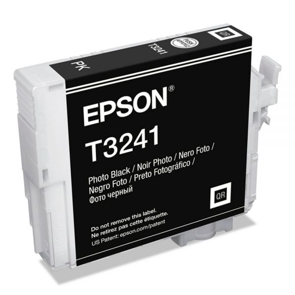 Epson 324 Photo Black Ink Cartridge (T324120)