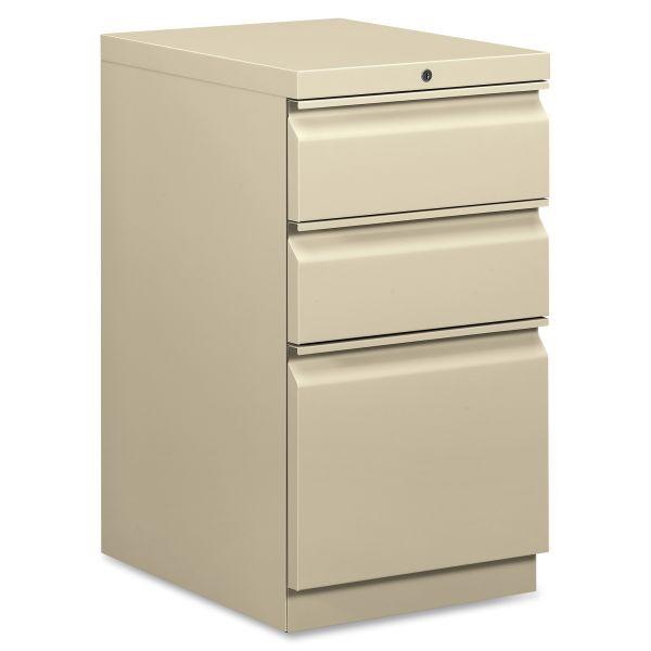 HON 3-Drawer Mobile File Cabinet