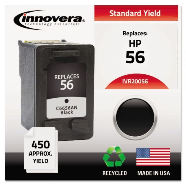 Innovera Remanufactured HP 56 Ink Cartridge