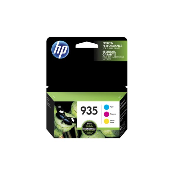 HP 935 Ink Cartridges (N9H65FN)