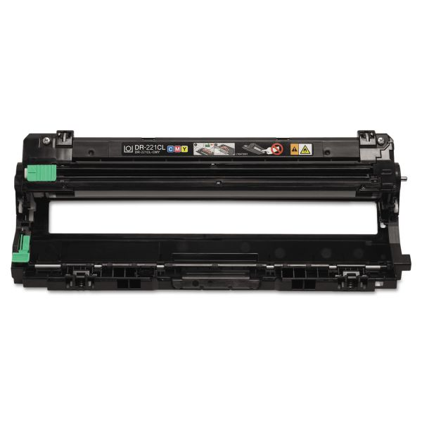 Brother DR221CL Drum Unit, Color