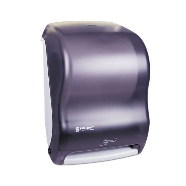 San Jamar Smart System with iQ Sensor Paper Towel Dispenser