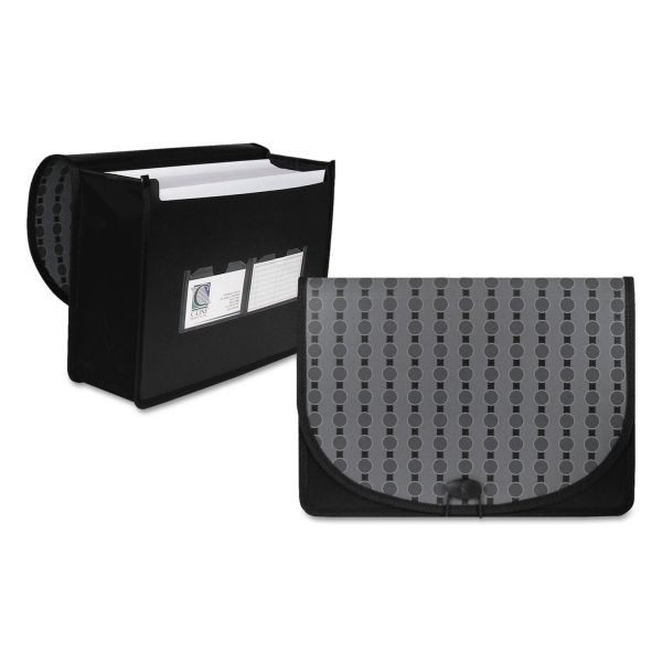 C-Line Circle Pattern Document Case