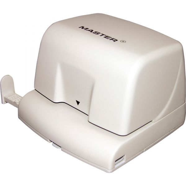 Master Products Compact Electric 2-Hole Punch