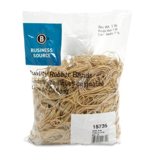 Business Source #18 Rubber Bands