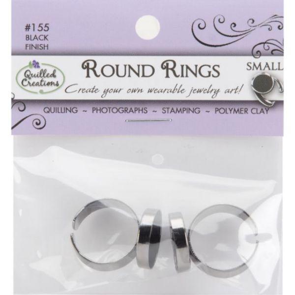 "Jewelry Rings .625"" 2/Pkg"