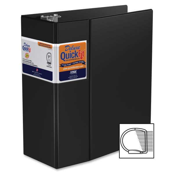 "Stride QuickFit 5"" 3-Ring Binder"