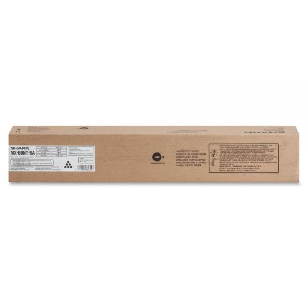 Sharp MX-60NT Black Toner Cartridge