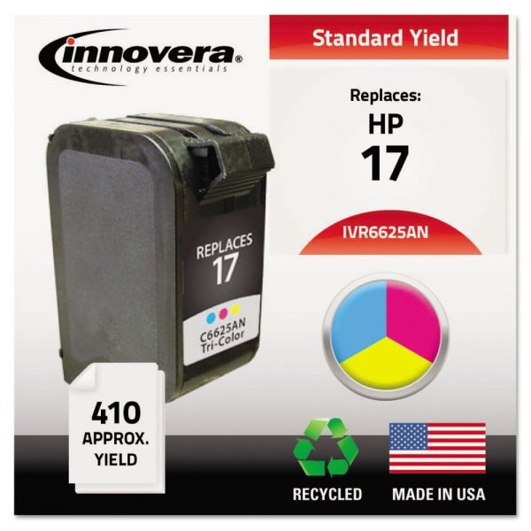 Innovera Remanufactured HP 17 Ink Cartridge