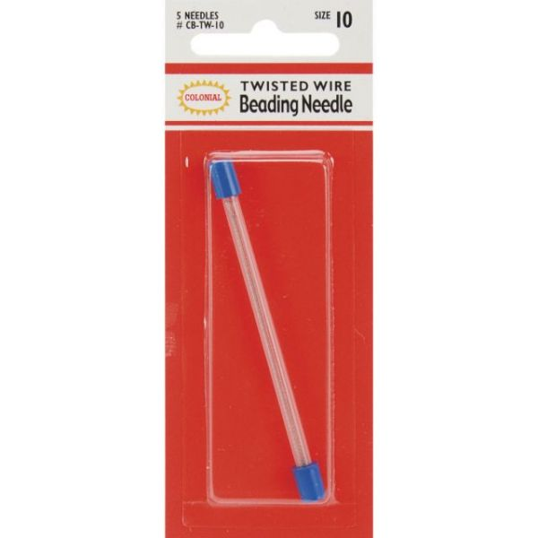 Twisted Wire Beading Needles