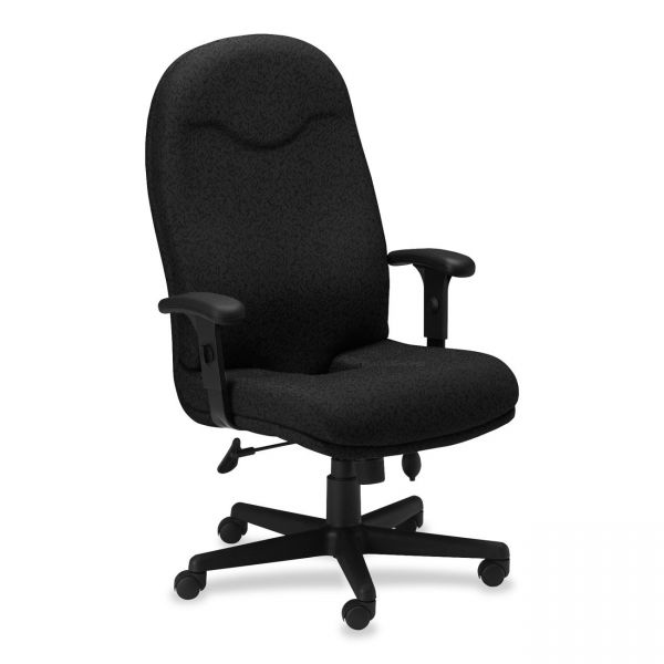 Tiffany Industries Comfort Series Executive High-Back Swivel/Tilt Office Chair
