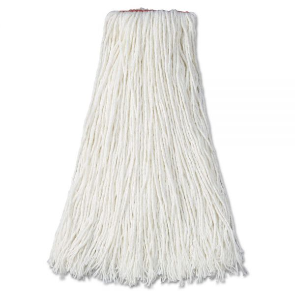 Rubbermaid Cut-End Rayon Mop Heads