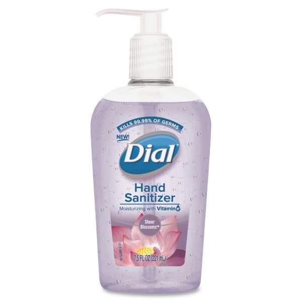 Dial Scented Antibacterial Hand Sanitizer