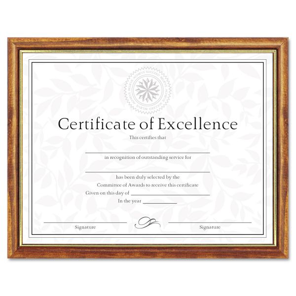 DAX Two-Tone Picture/Certificate Frame