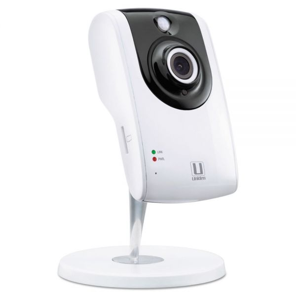 Uniden APPCAM24HD Indoor Wi-Fi Camera, HD 720P Resolution