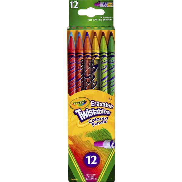 Crayola Twistable Colored Pencils