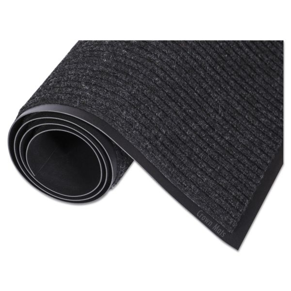 Crown Needle Rib Indoor Wipe & Scrape Mat