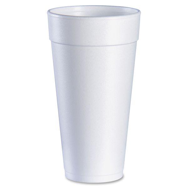 Dart 24 oz Foam Cups