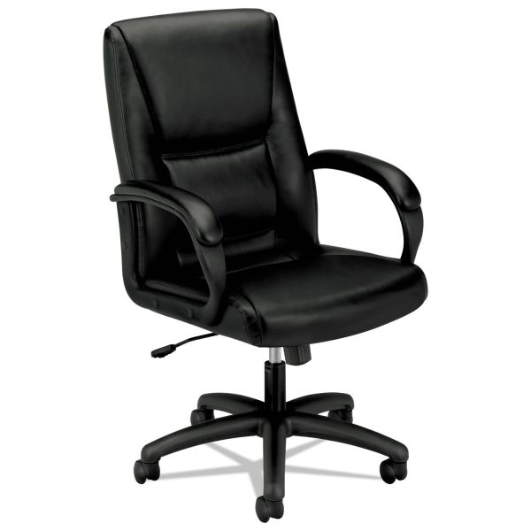 basyx by HON HVL161 High Back Executive Office Chair