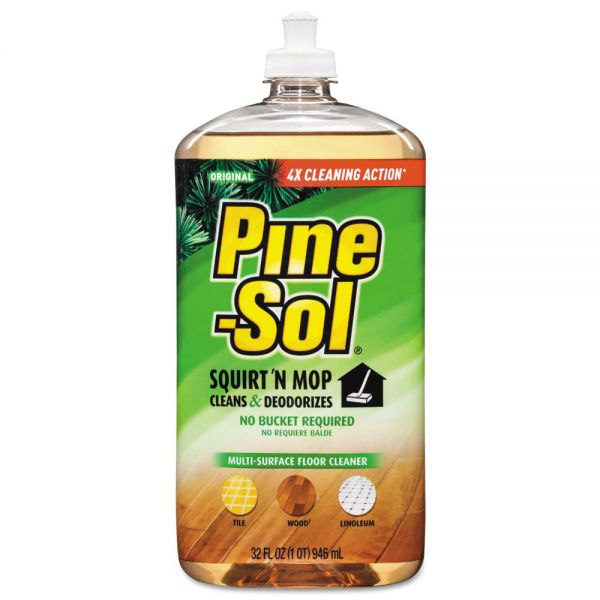 Pine-Sol Squirt 'n Mop Multi-Surface Floor Cleaner