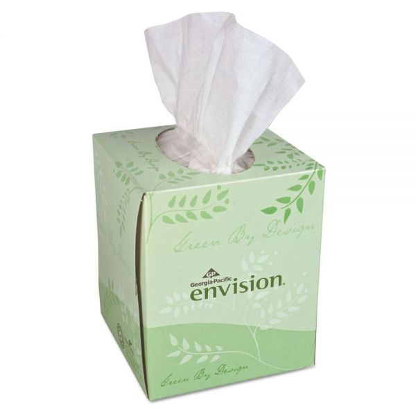 Envision 2-Ply Facial Tissues