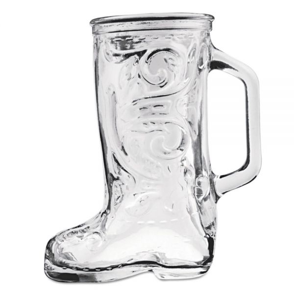 Anchor 12 oz Western Boot Beer Mugs