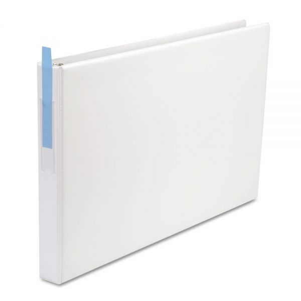 "Universal Wide Base 1"" 3-Ring Binder"