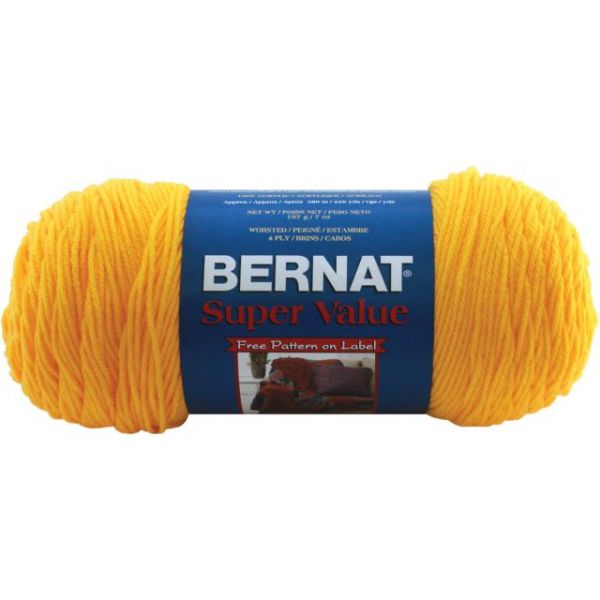 Bernat Super Value Yarn