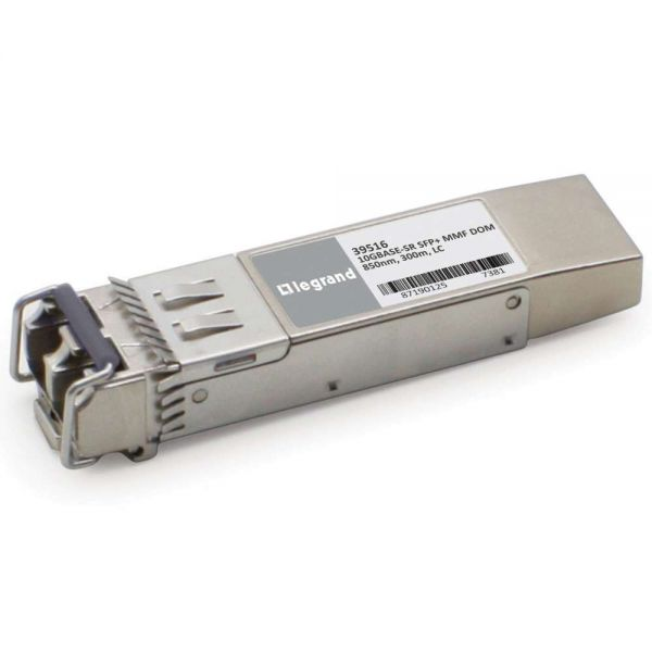 C2G Intel E10GSFPSR Compatible 10GBase-SR MMF SFP+ Transceiver Module TAA