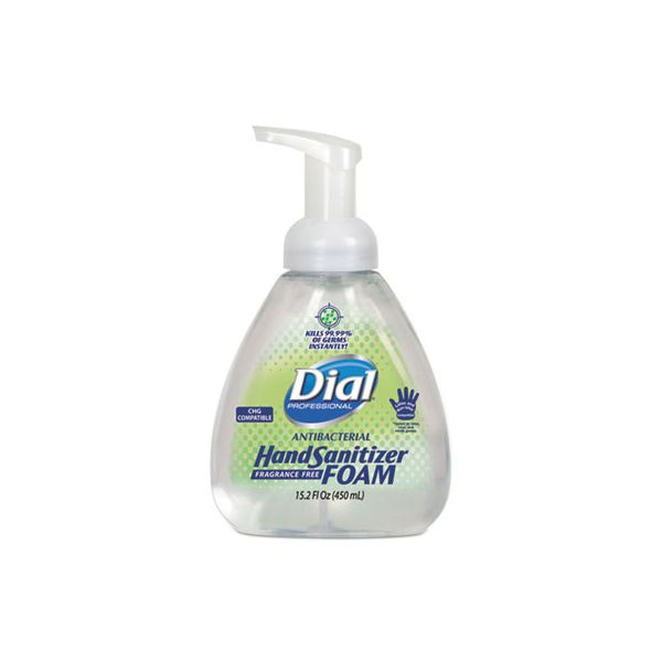 Dial Professional Antibacterial Foaming Hand Sanitizer