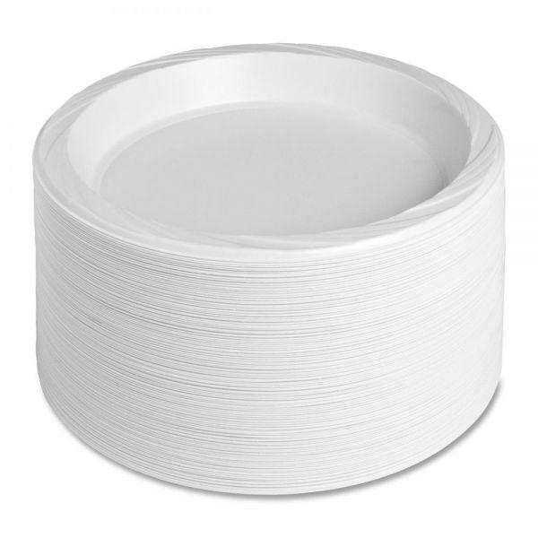 """Genuine Joe 10"""" Plastic Plates"""