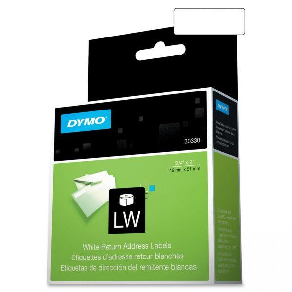 Dymo Return Address Labels