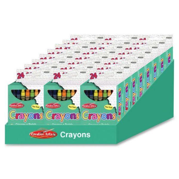 CLI Creative Arts Crayon Boxes