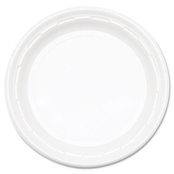 """Dart Famous Service Impact 10.25"""" Plastic Plates"""