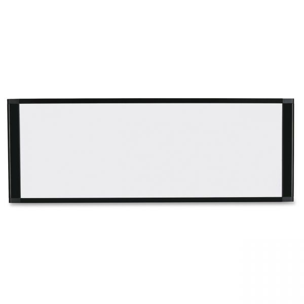 """MasterVision 36"""" x 18"""" Magnetic Painted Steel Cubicle Dry Erase Whiteboard"""
