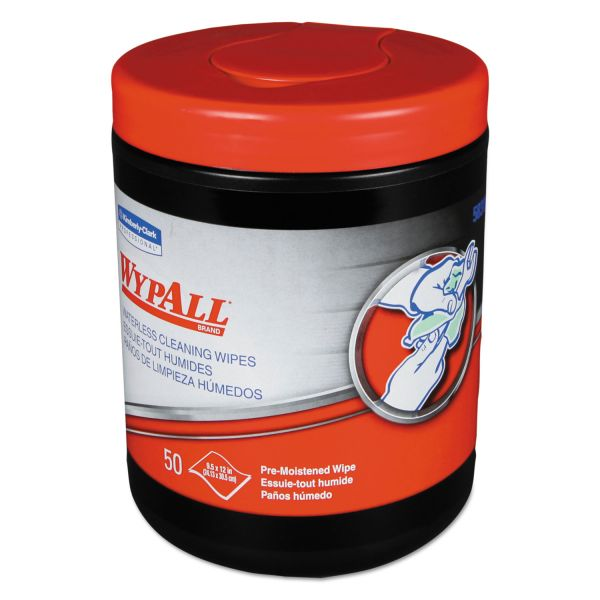 WypAll Waterless Cleaning Wipes